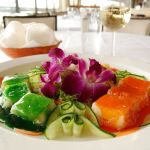 An appetising Tofu dish
