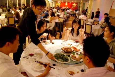 Yiban Chinese Restaurant London